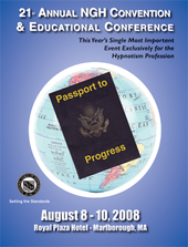 National Guild of Hypnotists 2008 Conference