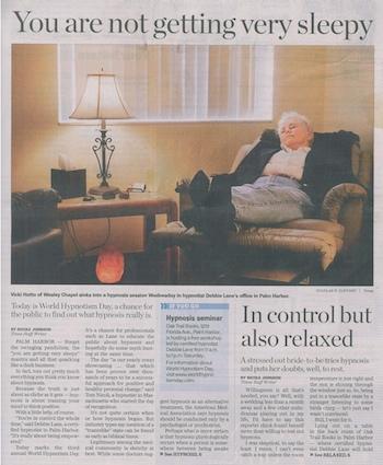 Debbie Lane Article WHD-2007
